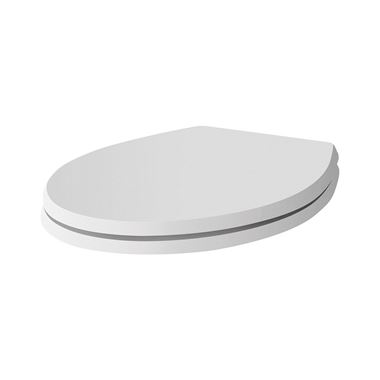 Butler & Rose Soft Close Toilet Seat - Arctic White