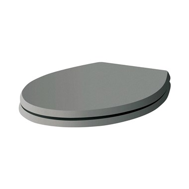 Butler & Rose Soft Close Toilet Seat - Spa Grey