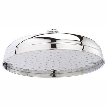 Butler & Rose Victoria 300mm Traditional Fixed Apron Shower Head