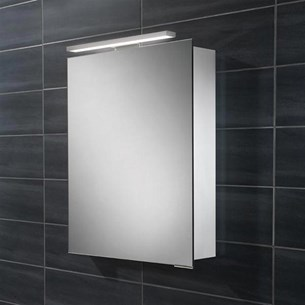HIB Proton LED Illuminated Mirror Cabinet