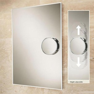 Hib Optical Mirror With Adjule Magnifying