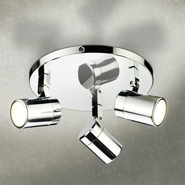 HIB Trilogy Multi-AngLED Illuminated LED Illuminated Ceiling Spot Light