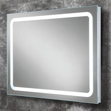 HIB Scarlet Steam Free LED Illuminated Mirror
