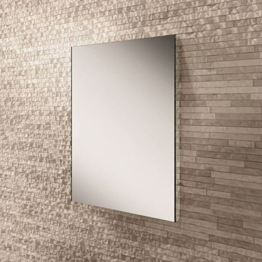 HiB Zircon LED Illuminated Steam Free Mirror