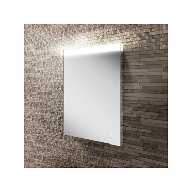 HIB Alpine 50 Steam Free LED Illuminated Mirror
