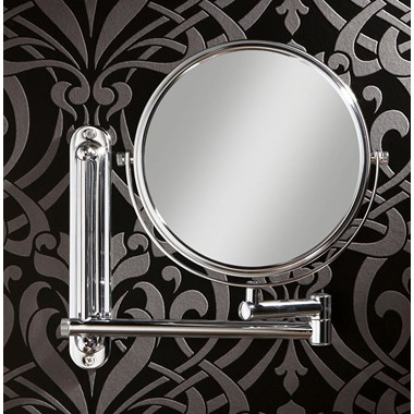 HIB Tila Double Sided Extendable Magnifying Mirror