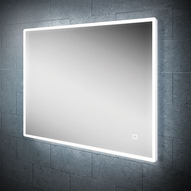 HIB Vega 80 Landscape LED Illuminated Ambient Mirror