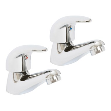 High Life Barra Pair Of Basin Taps