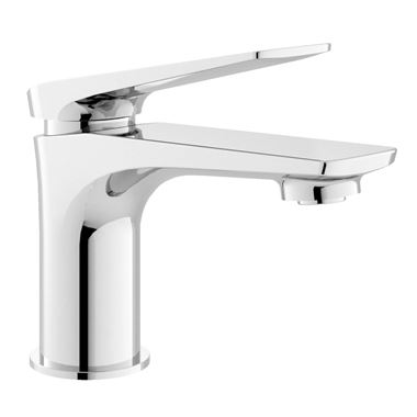 Hudson Reed Drift Round Basin Mixer Tap & Waste