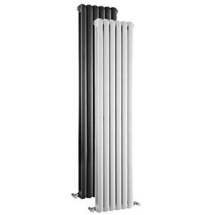 Hudson Reed Salvia Double Panel Radiator - 1800 x 383mm