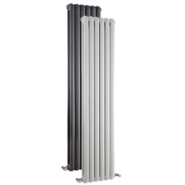 Hudson Reed Salvia Double Panel Radiator - 1500 x 383mm