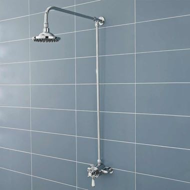 Hudson Reed Rigid Riser Shower Kit