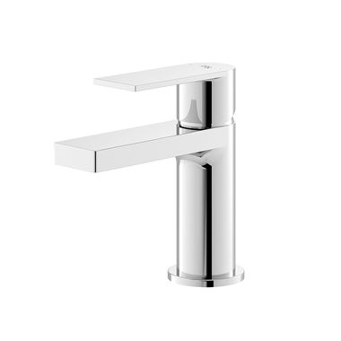Hudson Reed Sottile Round Mini Basin Mixer Tap & Waste