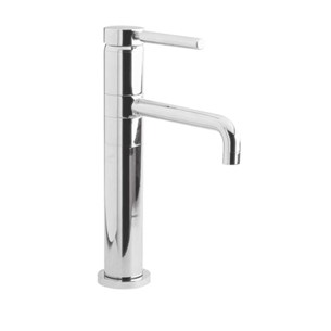 Hudson Reed Tec Lever High Rise Mixer with Swivel Spout