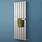 Phoenix Chrome Radiator Towel Rail - 400mm