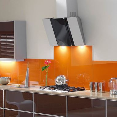 iGlass 6mm Glass Splashback - 600mm x 750mm