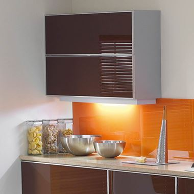 iGlass 6mm Glass Splashback - 700mm x 750mm