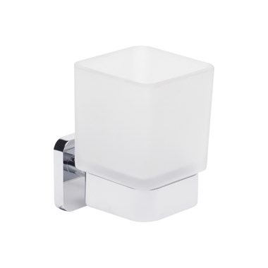 Roper Rhodes Ignite Frosted Glass Tumbler & Holder
