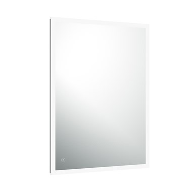 Harbour Glow LED Mirror with Demister Pad & Infrared Touch Button - 700 x 500mm