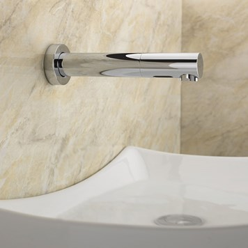 Sagittarius Infra Red Basin Mixer - Battery Operated