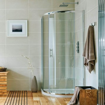 Harbour i6 Easy Clean 6mm 1-Door Quadrant Shower Enclosure