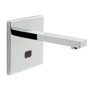 Vado I-tech Wall Mounted Notion Infra-red Basin Mixer