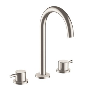 Inox Stainless Steel Deck Mounted Basin Mixer