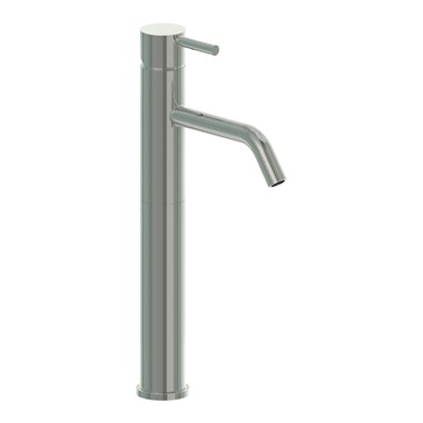 Just Taps Inox Tall Single Lever Basin Mixer