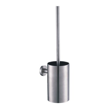 Just Taps Inox Wall Mounted Toilet Brush Holder