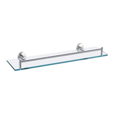 Just Taps Inox Glass Shelf