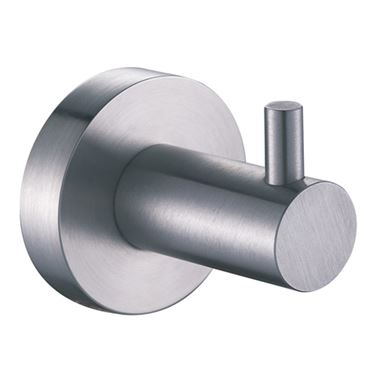 Just Taps Inox Single Robe Hook