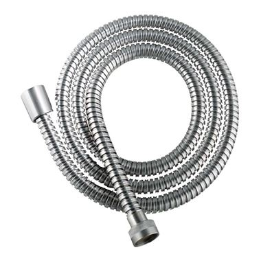 Just Taps Inox Shower Hose - 1.5m