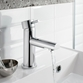 Crosswater Kai Lever Basin Monobloc with Waste