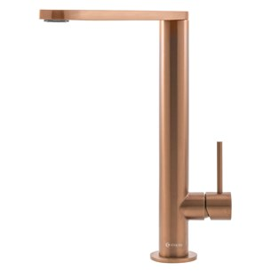 Caple Karns Single Lever Mono Kitchen Mixer - Copper