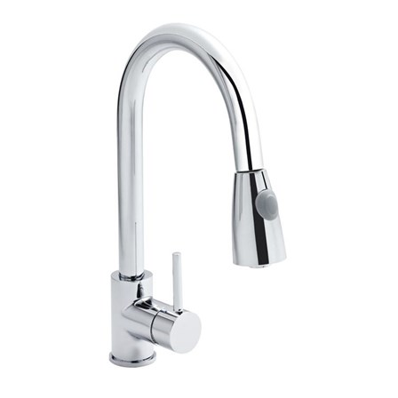 Swan Neck Mixer Taps Kitchen Kohler