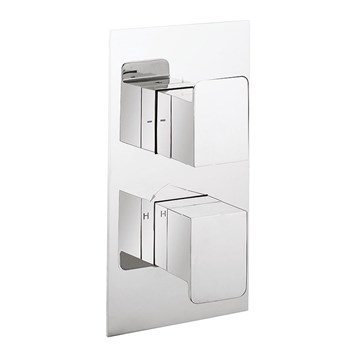 Crosswater KH Zero 3 Thermostatic Shower Valve With 2 Way Diverter