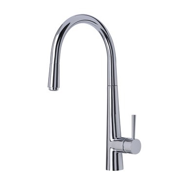 Mayfair Palazzo Glo Kitchen Sink Mixer Tap with LED Pull Out
