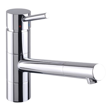 Mayfair Rota Kitchen Mono Mixer Tap - Chrome