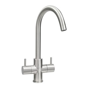 Nickel Kitchen Taps Brushed And Polished Nickel Tap Warehouse