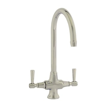 Mayfair Windsor Mono Kitchen Mixer - Brushed Nickel