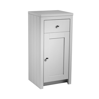 Tavistock Lansdown 400mm Storage Unit - Pebble Grey