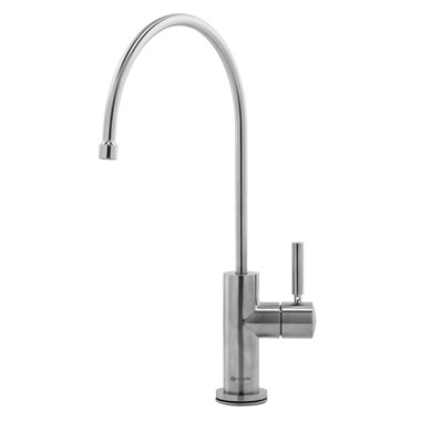 Caple Layton Puriti Single Lever Filtered Water Tap - Stainless Steel