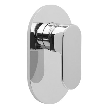 Vado Life Wall Mounted Concealed Manual Shower Valve