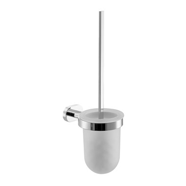 Vado Life Wall Mounted Toilet Brush & Holder