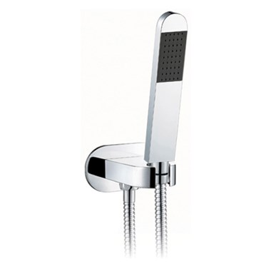 Vado Life Single Function Mini Shower Kit with Integral Outlet
