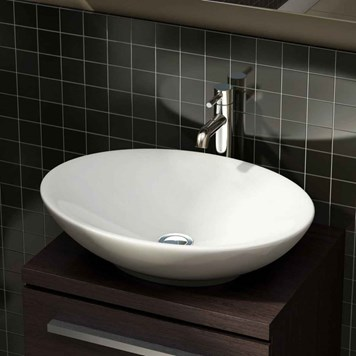 Pura Fyori 500mm Countertop Basin