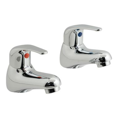 Vado Matrix Bath Pillar Taps