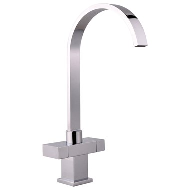 Mayfair Kubo Kitchen Mono Mixer Tap - Chrome