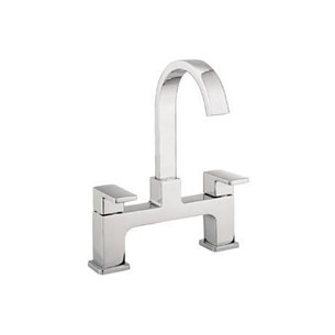 Proflow Pride 2 Hole Deck Mounted Bath Filler