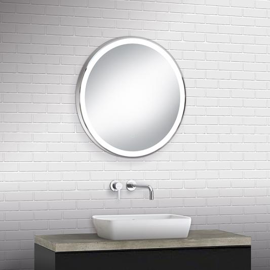 Bathroom Origins Meridian Framed Backlit Led Mirror Tap Warehouse
